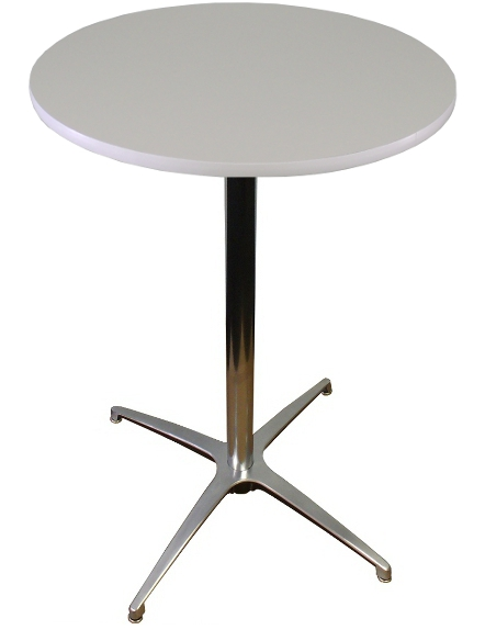 White Cocktail Tables ...